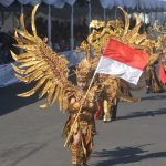 Wonderful Artchipelago Carnival Indonesia di Jember