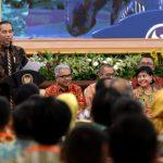 Presiden Buka Konferensi Hukum Tata Negara ke-6