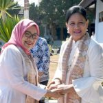 Kunjungan Kerja Ibu Negara di Yogyakarta