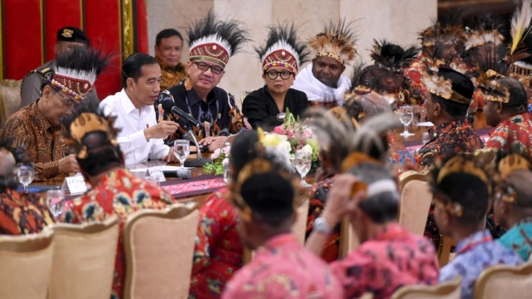 Presiden Kaji Usulan Pemekaran Wilayah di Papua dan Papua Barat