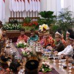 Presiden Temui 61 Tokoh Papua