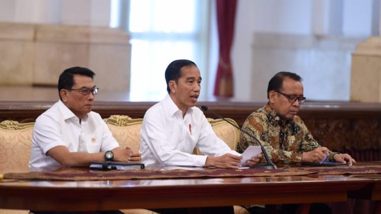 Presiden Tidak Setujui Beberapa Substansi Revisi UU KPK