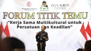 Presiden : Toleransi dan Keterbukaan, Kunci Kemajuan Bangsa