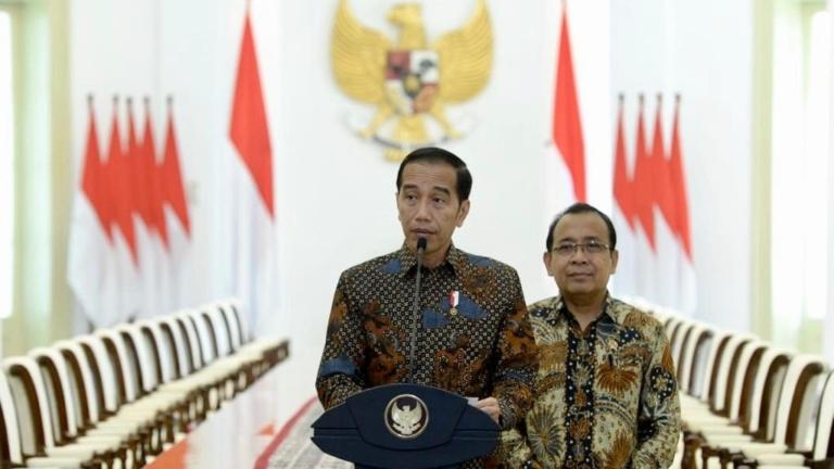 Presiden : RUU KUHP dan Sejumlah RUU Lain Dibahas DPR Periode Mendatang
