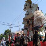 Perayaan Grebeg Suro di Kediri
