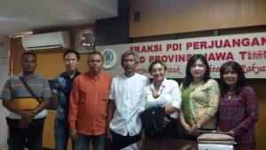 Komunitas Keroncong Minta Dukungan Dewan Jatim