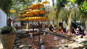 Bersih Desa di Punden Prabu Anom
