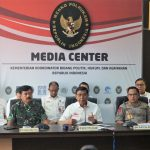 Wiranto Imbau Masyarakat Agar Tidak Terprovokasi