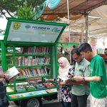 Laznas LMI Beri Kado Motor Pintar untuk Literasi Kota Banjarmasin