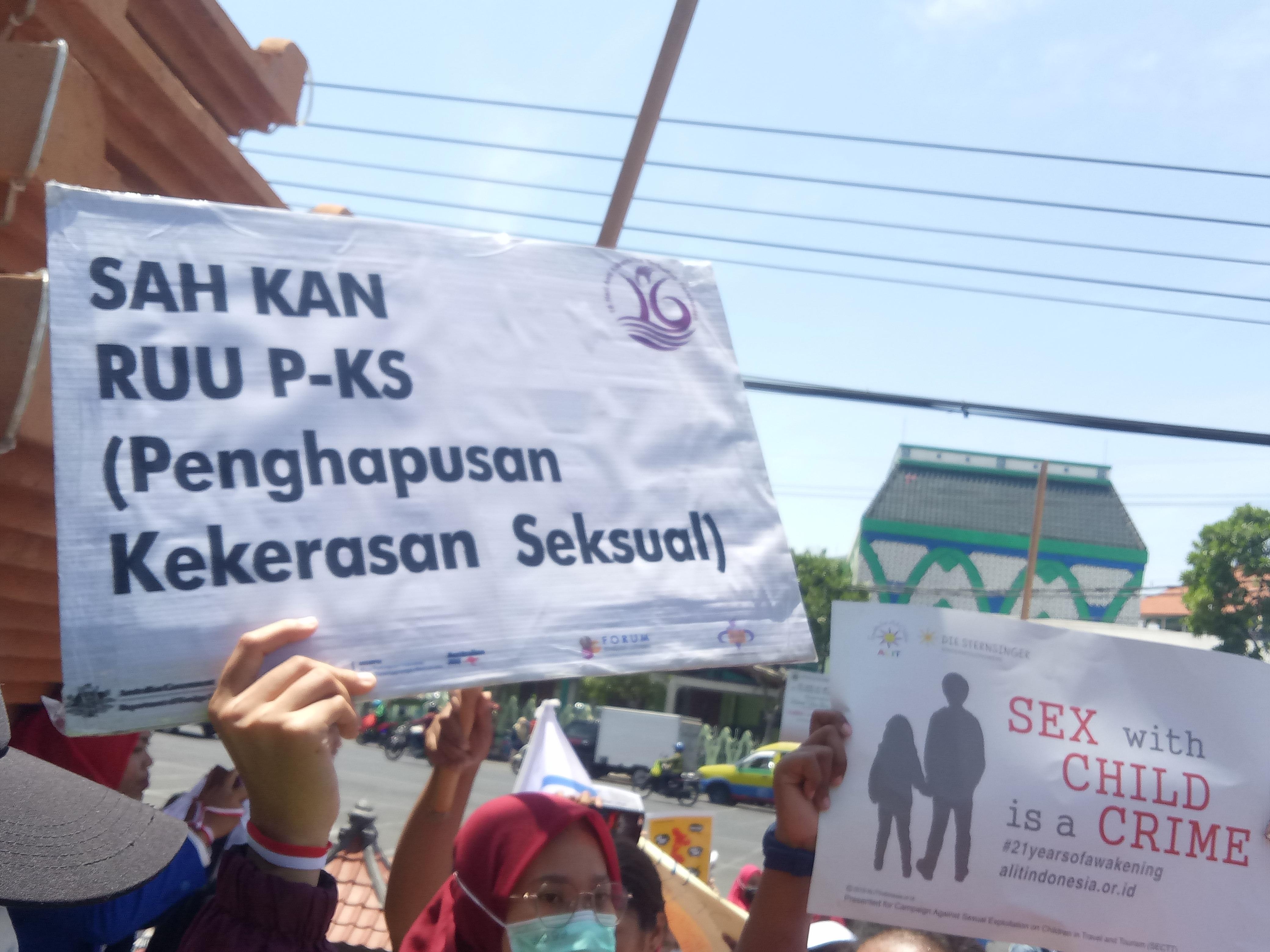 FPL Minta DPR dan Pemerintah Akhiri Darurat Kekerasan Seksual