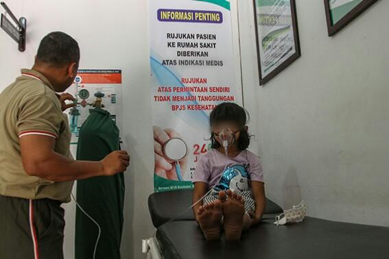 Kemenkes Siagakan 21.696 Tenaga Kesehatan di Kalbar