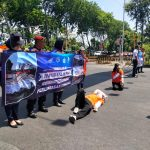 KAI Sosialisasi Keselamatan Lalu Lintas di Perlintasan