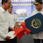 Kemenhub Serahkan Bantuan 10 Unit Bus Ke Pemkot Palembang