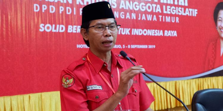 Tiga Kandidat Bacawali Surabaya Ambil Formulir di DPC PDI Perjuangan
