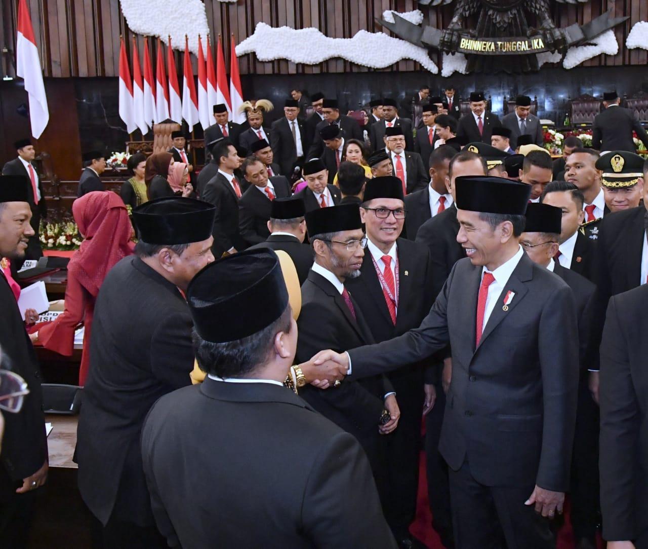 Presiden Tunjuk Pelaksana Tugas Menko PMK dan Menkumham