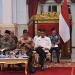 Presiden Apresiasi Kinerja Jajaran Kabinet Kerja