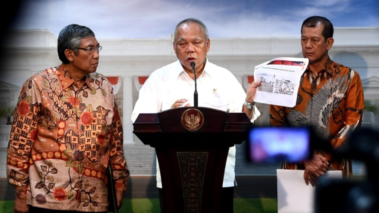 Presiden Instruksikan Penanganan Segera Kerusakan di Wamena