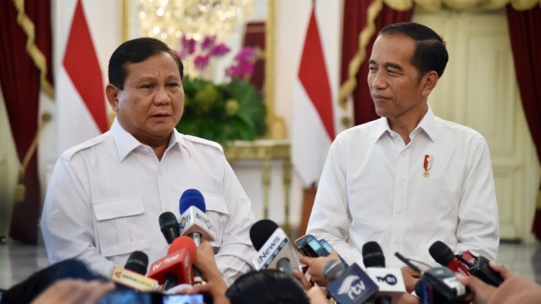 Jokowi Bertemu SBY dan Prabowo
