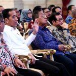 Presiden Jokowi Resmikan Palapa Ring