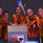 Presiden : Terus Jaga Pancasila