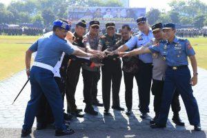 Pelantikan Presiden, Ribuan Personel Siaga di Jatim