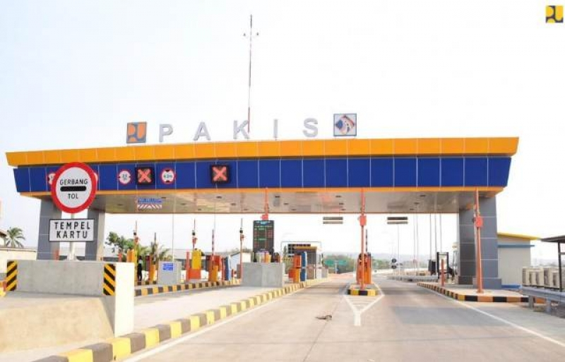 Jalan Tol Pandaan – Malang Seksi IV Siap Beroperasi