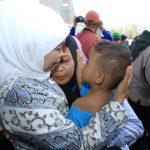 Sebanyak 121 Perantau Jatim dari Wamena Mendarat di Bandara Abdurrahman SalehMalang