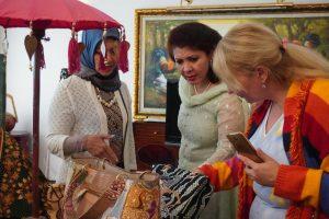 Peringatan Hari Batik di Ankara