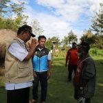 Kemensos Salurkan Bantuan untuk Pengungsi Nduga