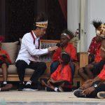 Presiden Ajak Anak-Anak Papua Berkunjung ke Jakarta