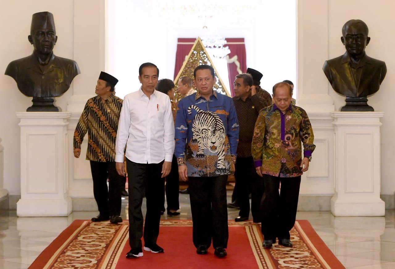 Inilah Keinginan Jokowi Saat Pelantikan