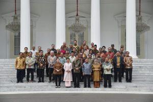 Silaturahmi Kabinet Kerja