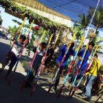 Kampung Dolanan Semampir, Ajak Anak Bermain Ketangkasan Tradisional