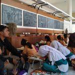 Ratusan Pelajar Berbagai Daerah Ikuti Lomba Menggambar di Museum Airlangga