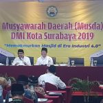 Arif Afandi Jadi Ketua DMI Surabaya 2019-2024