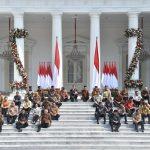 Tujuh Pesan Presiden kepada Menteri Kabinet Indonesia Maju