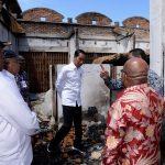 Rehabilitasi Infrastruktur Pascakerusuhan Wamena Dipercepat