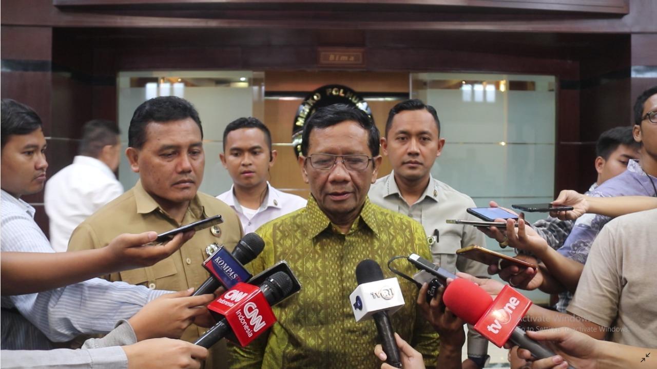 Mahfud MD Tegaskan Tidak Ada Islamofobia di Indonesia
