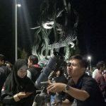 Malam Pengamatan Bulan Internasional di Taman Suroboyo
