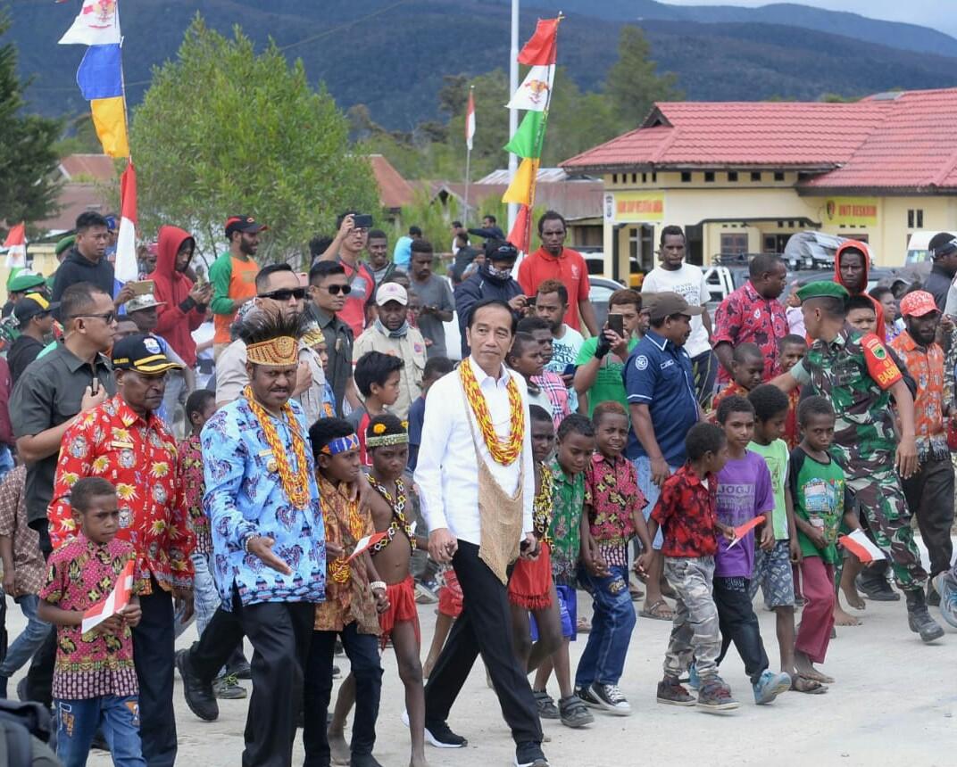 Pemerintah Tetap Lakukan Pendekatan Kultural di Papua