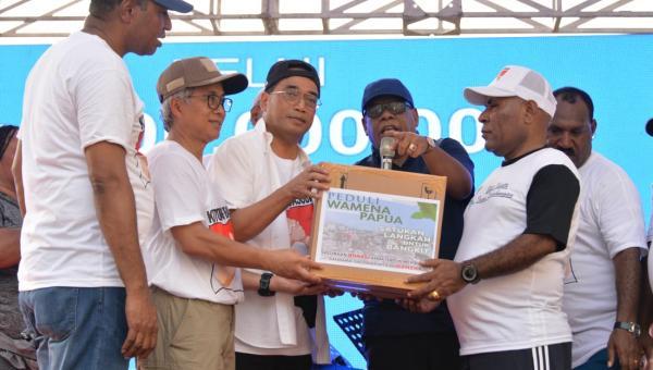 Aksi Solidaritas dan Penggalangan Dana Peduli Wamena