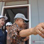 Wapres JK Tinjau Pembangunan Huntap Korban Bencana Palu