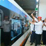 KA Bandara dari Stasiun Manggarai Beroperasi, Menhub Optimis Jumlah Penumpang Meningkat