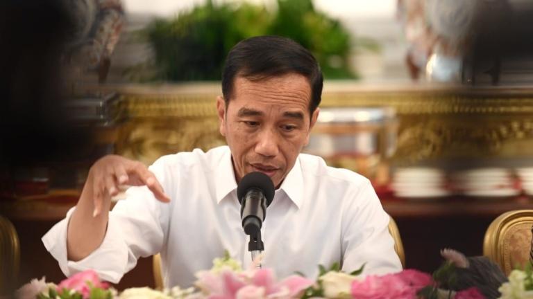 Jokowi Perintahkan Kapolri Usut Tuntas Jaringan Pelaku Pengeboman di Katedral Makassar