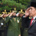 Presiden Pimpin Peringatan Hari Pahlawan 2019