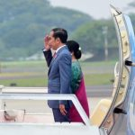 Presiden Bertolak ke Korea Selatan Hadiri Rangkaian Acara KTT ASEAN-RoK