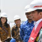 Presiden Ajak Dua Staf Khusus Milenial Kunjungan Kerja