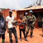 Ex-Combatant Kongo Kembali Serahkan Senjata dan Radio
