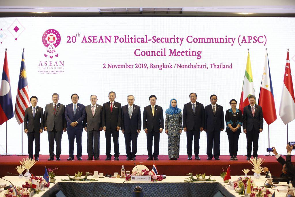 Mahfud MD Ajak ASEAN Tingkatkan Mekanisme Pemantauan Wilayah
