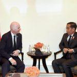 Jokowi Pastikan 10 Stadion Siap Gelar Piala Dunia U-20